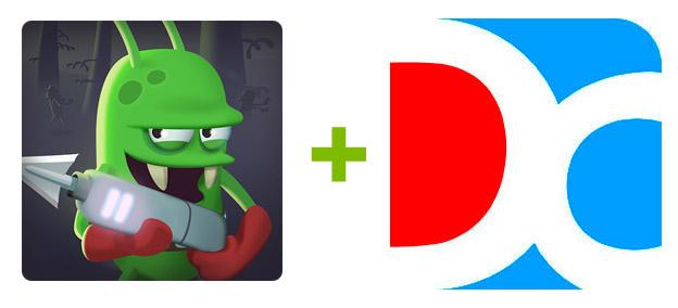 Устанавливаем Zombie Catcher с помощью эмулятора Droid4X