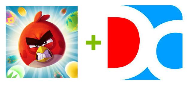 Устанавливаем  Angry Birds 2 с помощью эмулятора Droid4X