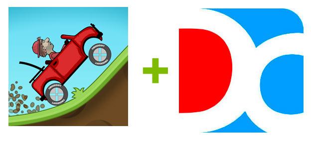 Устанавливаем Hill Climb Racing с помощью эмулятора Droid4X