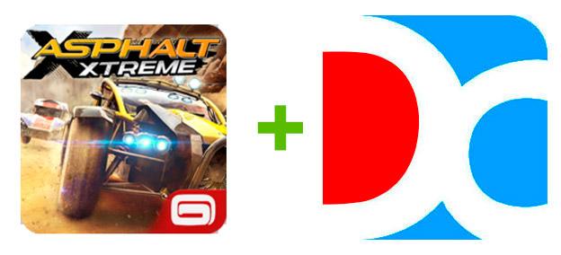Устанавливаем Asphalt Xtreme с помощью эмулятора Droid4X