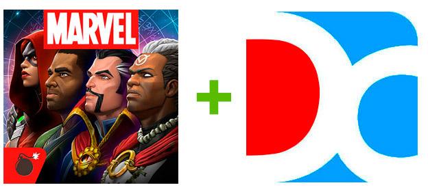 Устанавливаем Marvel: Битва чемпионов с помощью эмулятора Droid4X