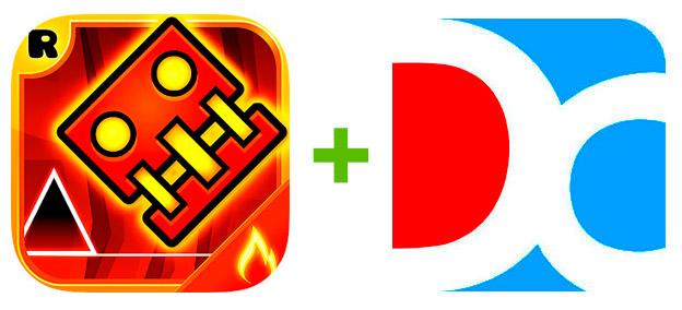 Устанавливаем Geometry Dash Meltdown с помощью эмулятора Droid4X