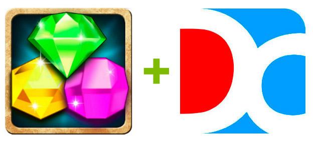 Устанавливаем Jewels Saga с помощью эмулятора Droid4X