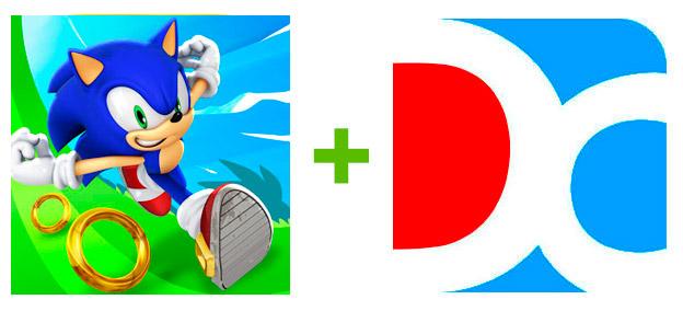 Устанавливаем Sonic Dash с помощью эмулятора Droid4X