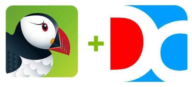 Устанавливаем Puffin Web Browser с помощью эмулятора Droid4X