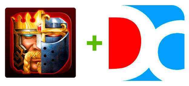 Устанавливаем Clash of Kings с помощью эмулятора Droid4X
