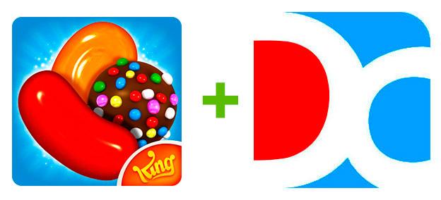 Устанавливаем Candy Crush Saga с помощью эмулятора Droid4X