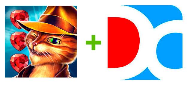 Устанавливаем Инди кота с помощью эмулятора Droid4X