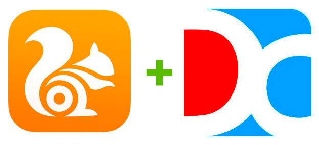 Устанавливаем UC Browser с помощью эмулятора Droid4X