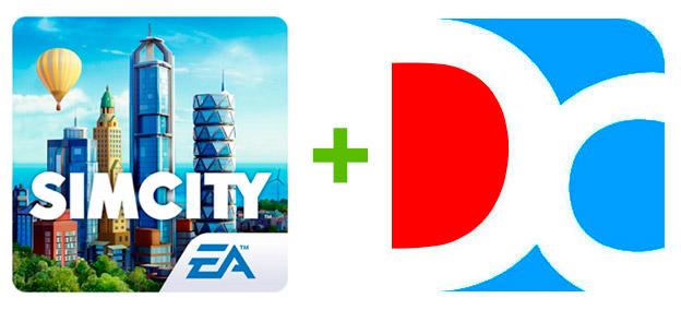 Устанавливаем Simcity Buildit помощью эмулятора Droid4X