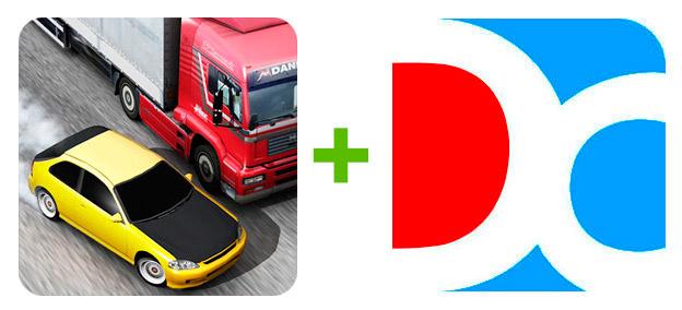 Устанавливаем Traffic Racer помощью эмулятора Droid4X