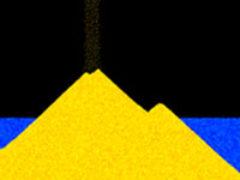 Песочница — успокаиваем нервы